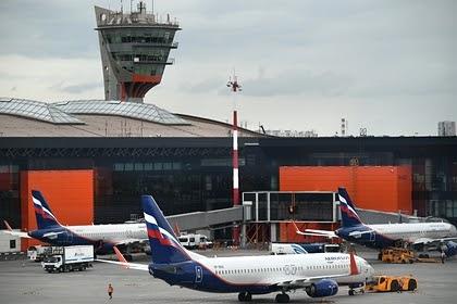Подавший сигнал бедствия самолет Москва — Белгород приземлился в Шереметьево