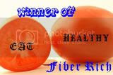 Eat Healthy - Fiber Rich
