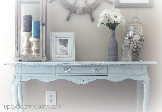 beach-inspired-console-table