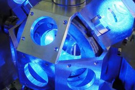 Imagen del reloj atómico utilizado en el descubrimiento. | Observatorio de París