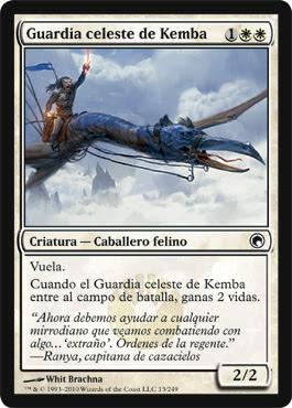 Guardia celeste de Kemba