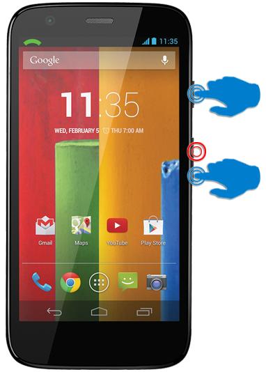 How To Take Screenshot On A Motorola Moto G Wikitechsolutions