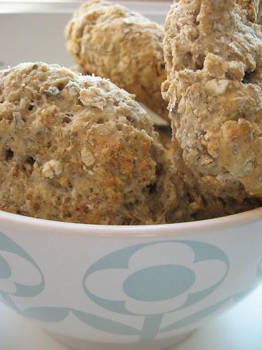 Healthy scones