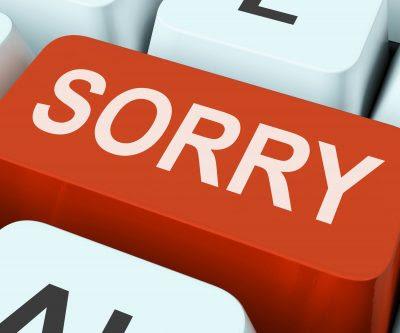 Nuevas Frases Para Pedir Perdon Por Un Error Datosgratis Net