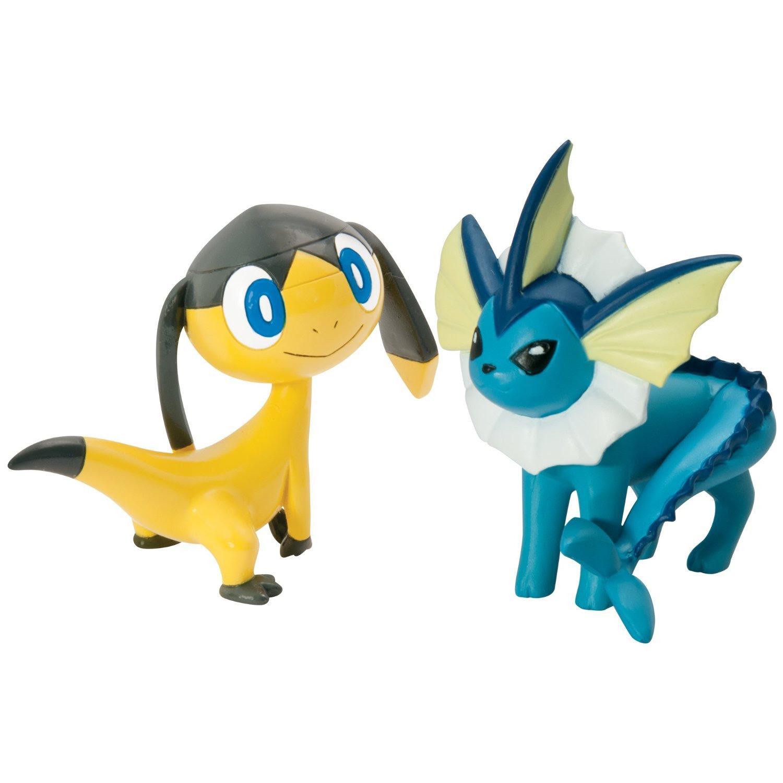 Pokemon Toys - Helioptile vs Flareon 2-Pack at ToyStop
