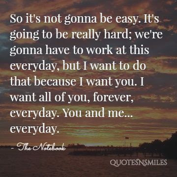23 Quotes From The Notebook Pictures Famous Quotes Love Quotes