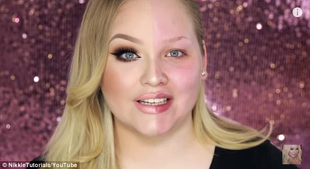 Artist of revolution: In 2015, YouTube beauty guru Nikkie de Jager did the same experiment, inspiring thousands of women to share their own versions