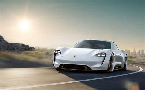 electric porsche mission    awesome