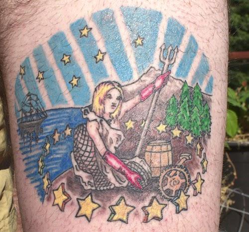 Tattoo Intim
