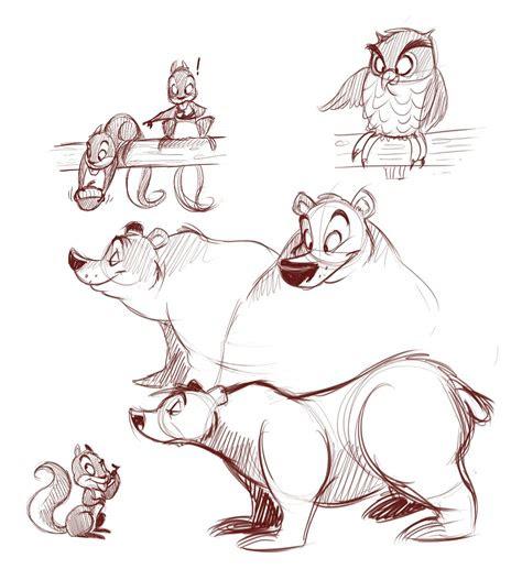 draw cartoon animals cartoonsmartcom
