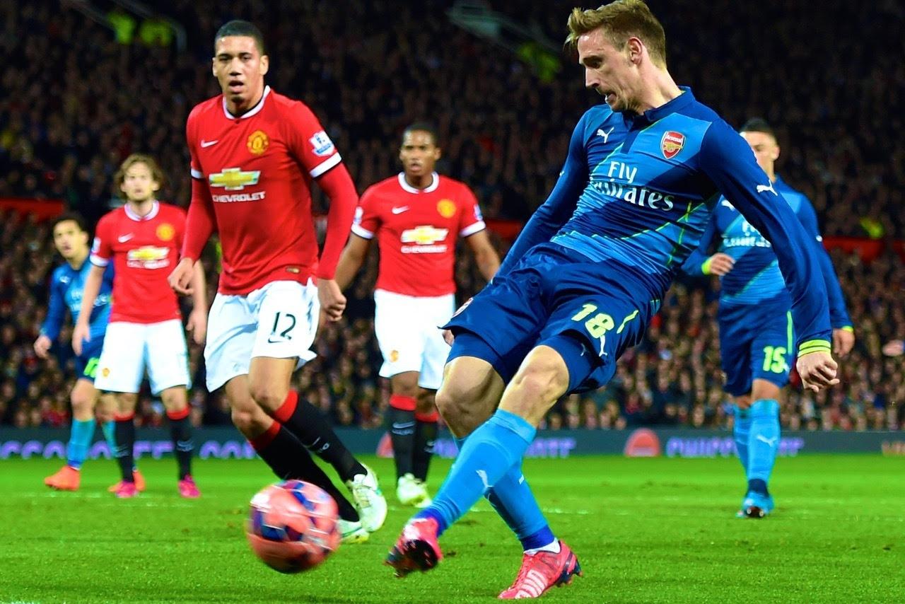 Manchester United vs. Arsenal: Score, Grades, Reaction ...
