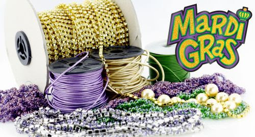 Mardi-Gras1 beads supplies