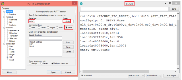 ESP32 Arduino Bluetooth over Serial: Receiving data | DFRobot