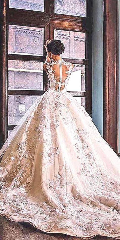 Gallery: ball gown wedding dresses via malyarovaolga