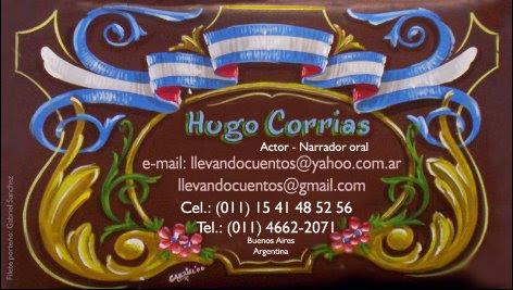 Hugo Corrias presenta...