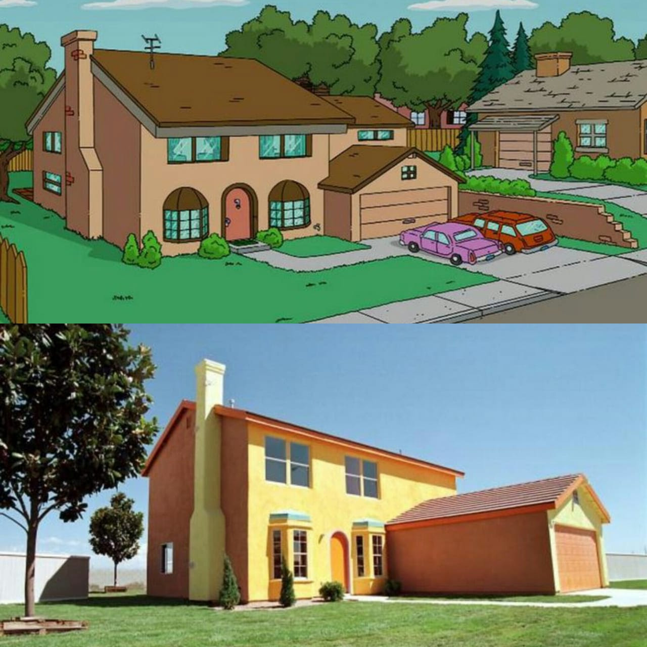 5700 Gambar Rumah Animasi Lucu Terbaik
