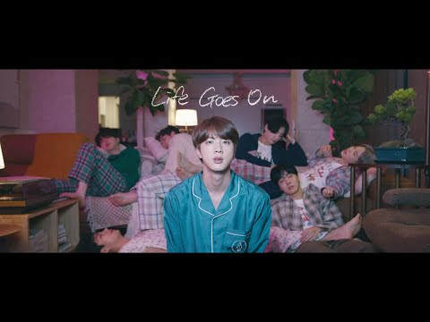 BTS - Life Goes On (Official Video)