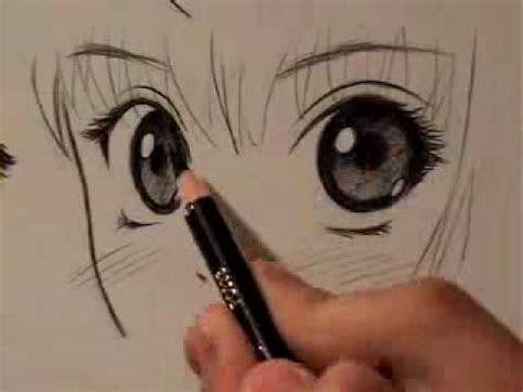 draw manga eyes   ways  upload youtube