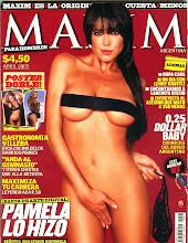 revista maxim nro 08-abril del 2005
