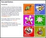 Food Games - Foodlink Fun and Games
