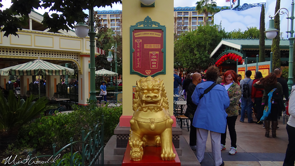 Disneyland Resort, Disney California Adventure, Paradise Pier, Lunar New Year, 2014, Horse