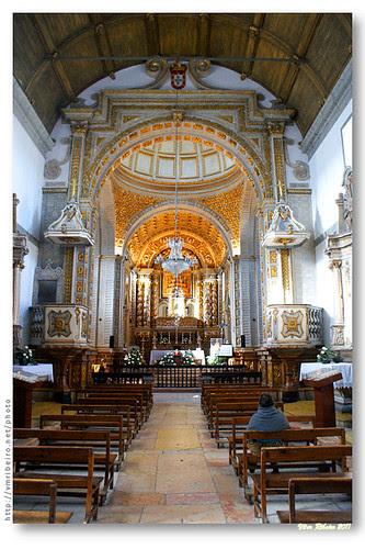 Interior do Santuário de Nossa Senhora da Nazaré #3 by VRfoto