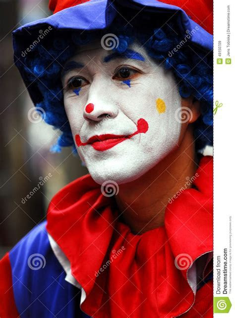 Clown Sad Editorial Stock Image   Image: 49150709