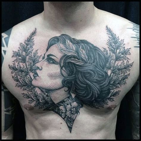 top cool chest tattoo ideas inspiration guide