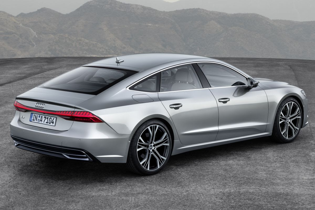 CLS Killer? All-new Audi A7 four-door coupe is here - MercedesBlog