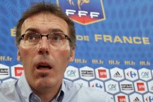 Блан готовит сборную Франции к Евро-2012