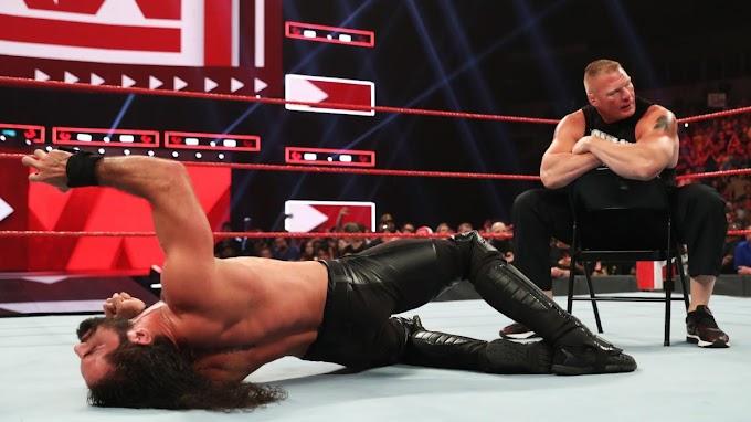Opinião: Monday Night Raw 29/07/2019