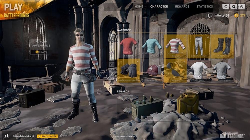 Playerunkown's Battlegrounds: Tips for survival & winning a chicken dinner screenshot