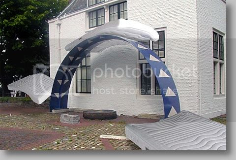 Middelburgse matrasdraaimachine