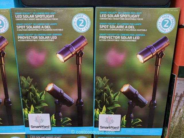 Smartyard Solar Led Pathway Lights 8 Pack Amazon Com