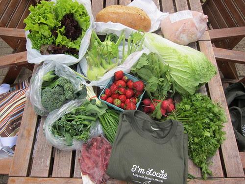 Farmers Market Finds 6/20