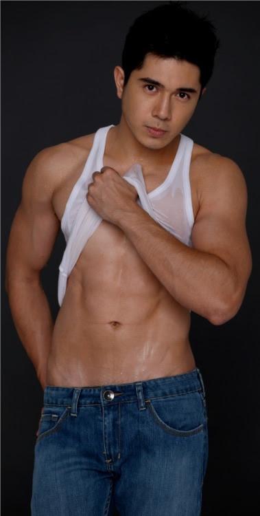 Pinoy Boy Next Door! Paulo's twitter account is MEPAULOAVELINO