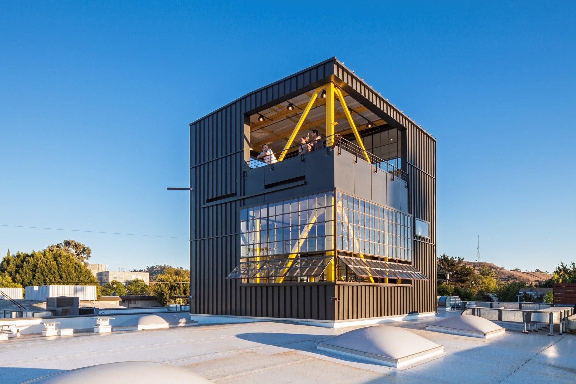 Framestore LA / DHD Architecture + Interior Design + RAC ...