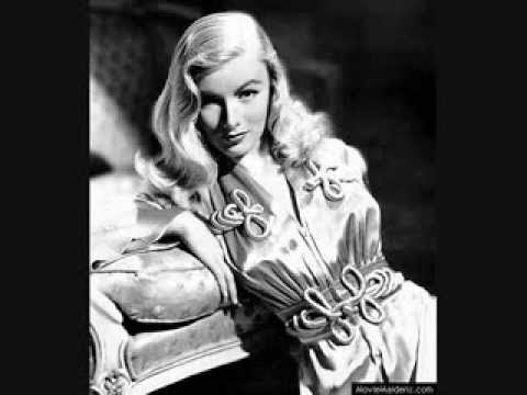 An ASMR Biography... Veronica Lake: Hollywood Pin Up Queen, Movie Star, ...