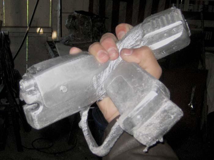 Foam Pistol 2