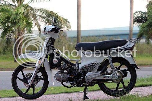 Xe Dream độ đẹp nhất Việt Nam, hướng dẫn độ xe Dream đẹp