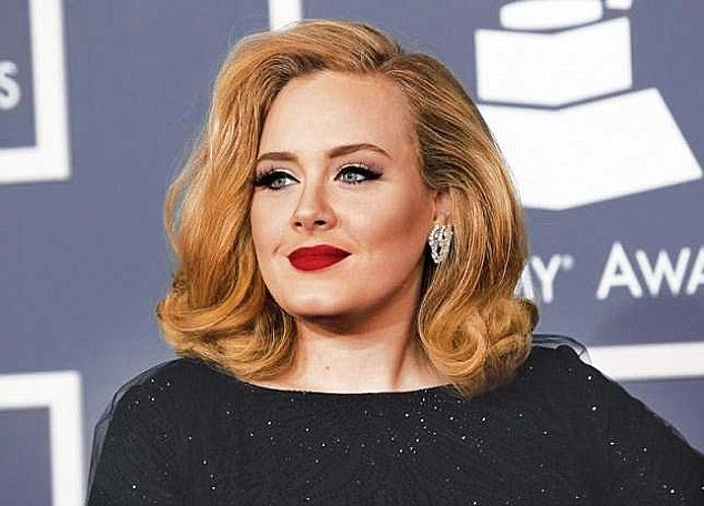 Family time: Adele will reportedly be taking time away from the music industry to focus on her three-year-old son with boyfriend Simon Konecki when her tour concludes in November