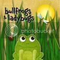 Bullfrogs & Ladybugs