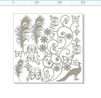 Z0138  Peacock, lyrebird,flourishes,feathers huge assortment of