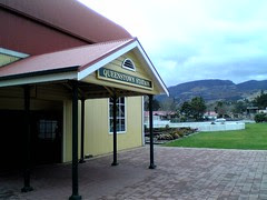 Queenstown station