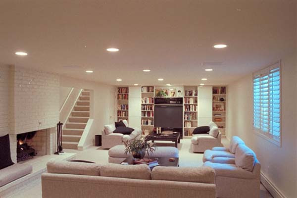 Basement Remodeling & Decorating Ideas - Deb Reinhart Interior ...