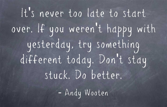 20 Of The Best Andy Wooten Quotes To Brighten Your Day Tri Peaks