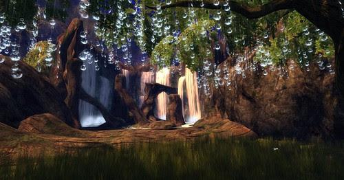 Serenity Gardens1 by Kara Trapdoor
