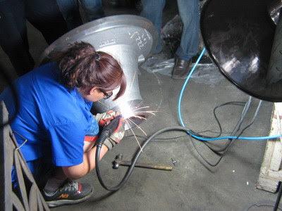 Casting Defect Repair Machine