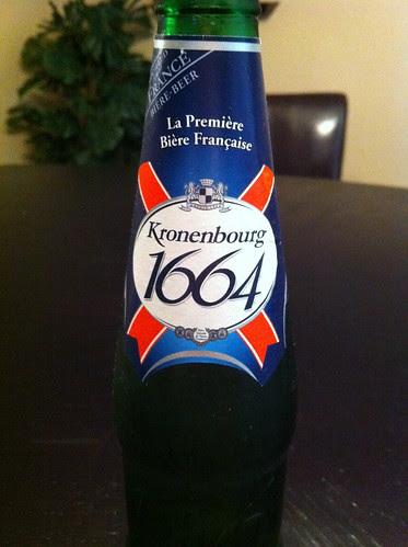 Kronenbourg 1664 Bottle