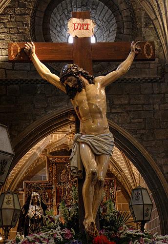 Adoración A Las Cinco Llagas De Jesucristo En La Cruz Oración